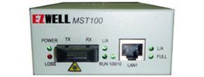 MST100系列百兆光纤收发器