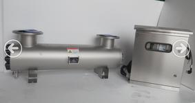 管道式紫外线消毒器杀菌器