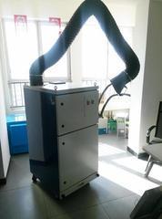 北京,青岛河北耐驰单臂移动式焊烟净化设备