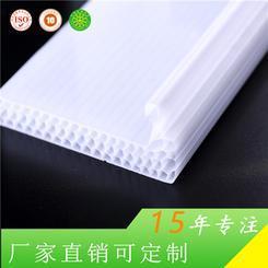 上海捷耐6mm三层四层蜂窝PC阳光板