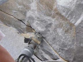 昆明,山体岩石开凿设备,博美劈裂机