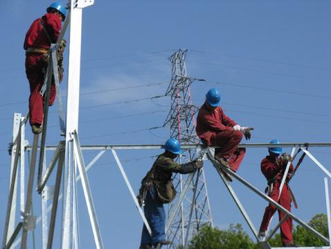 烟囱安装,避雷针安装,铁塔安装