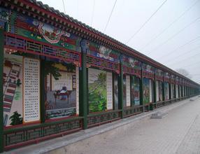 古建长廊,冀尚