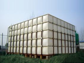 组合玻璃钢储水箱