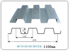 楼承板报价、加工、设计安徽楼承板厂家批发
