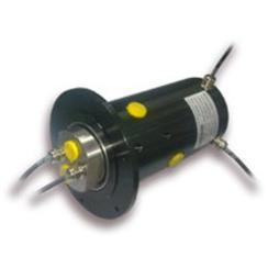 电气液光纤组合式导电滑环
