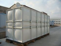玻璃钢水箱图片北京麒麟公司