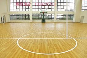 中国篮球地板十大品牌北京鹏辉地板