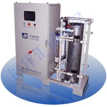 由于中央空调结构原因,臭氧发生器采用外置式臭氧设备为宜,内置式易脏