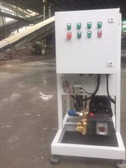 8203; 三维旋转清洗机混凝土搅拌车清洗机