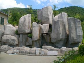 人工塑石假山的优点有哪些?