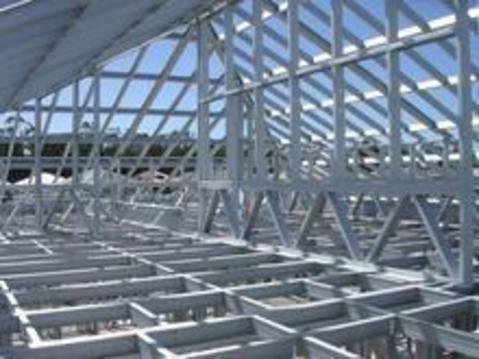 厂房钢结构喷砂除锈防腐收藏