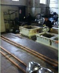 供应灯罩氧化-铝型材氧化