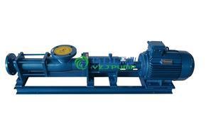 螺杆泵:G型不锈钢防爆单螺杆泵