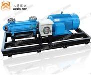 供应湖南DG25-50*5型多级锅炉给水泵专家选型