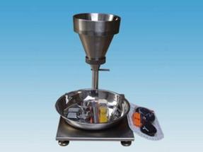 磨料堆积密度测定仪/普通磨料堆积密度计