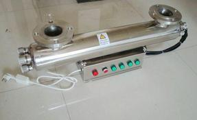 生活供水专用紫外线杀菌器