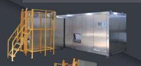MDT-100B型餐厨垃圾生化处理机