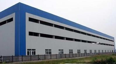 钢结构高空施工钢结构厂房