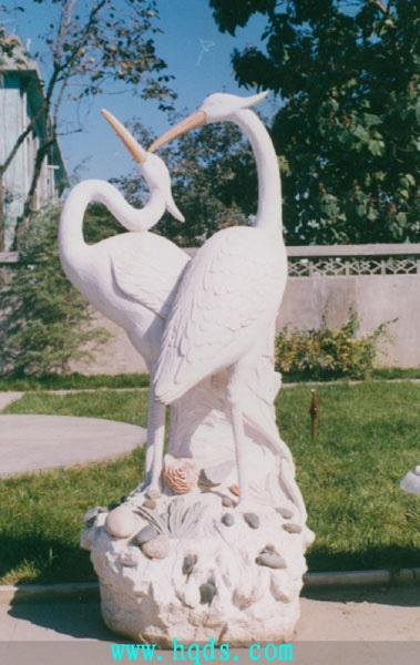 供应环保石材大理石动物雕塑