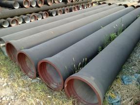 亚西亚DN100城市供水管网用球墨铸铁供水管