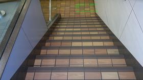木纹楼梯踏步砖08