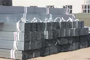 供应热镀锌方管,热镀锌方管(Q235、Q235B、Q345)的销售