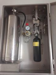 镇火龙牌CMJS22-2-LA型厨房设备自动灭火装置