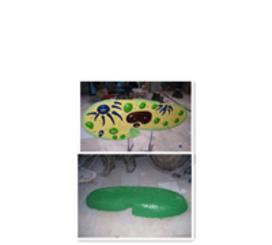 供应生物模型草履虫