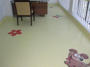 PVC卷材 卷材地板