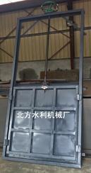 平面定轮钢闸门