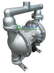 隔膜泵:QBY不锈钢气动隔膜泵