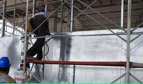 镀锌钢防爆隔墙板