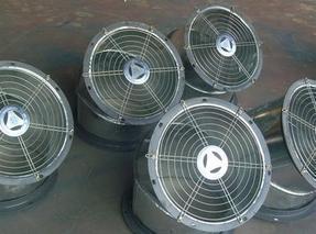 24伏电动生产加压送风口
