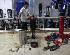 合肥水泵维修保养