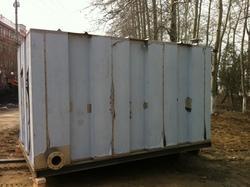 钢板焊接水箱-北京麒麟公司