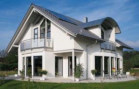 供应品质极佳的轻钢别墅
