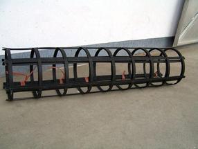 钢塑土工格栅是什么原材料的?