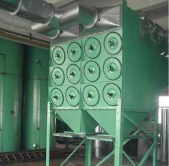 LDF沉流式滤筒除尘器