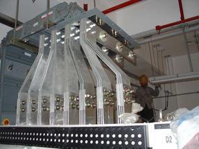 铜排连接工程