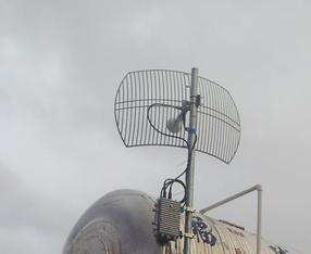 远距离无线监控设备,5.8G工业级室外微波监设备ls-5854-30