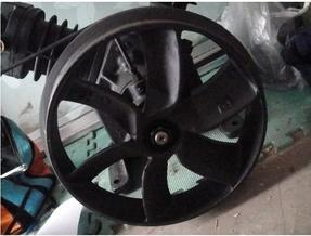 英格索兰皮带轮主皮带轮,从动皮带轮