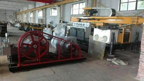 武汉路面施工机械 聚强高压旋喷钻机 止水加固桩机