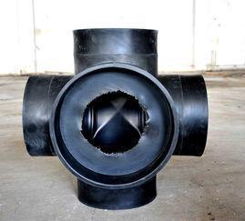塑料检查井排水系统