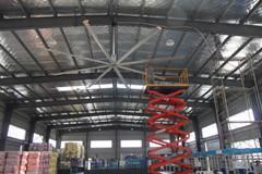 工厂室内换气通风扇,大直径工业风扇