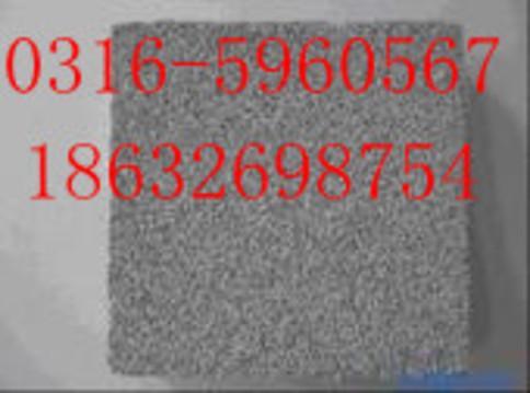 河北水泥发泡保温板价格