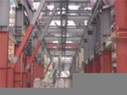 枣庄钢结构桥梁防腐钢结构喷砂除锈防腐