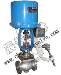 供应电动温度调节阀-辰景专业生产各系列电气动调节阀