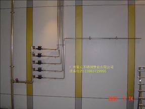 薄壁不锈钢管及管件