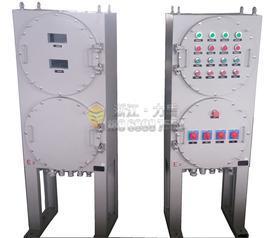 5.5KW正反转防爆箱防爆控制电柜